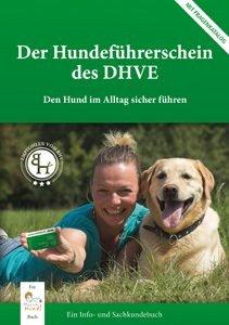 Buch - Der Hundeführerschein des DHVE