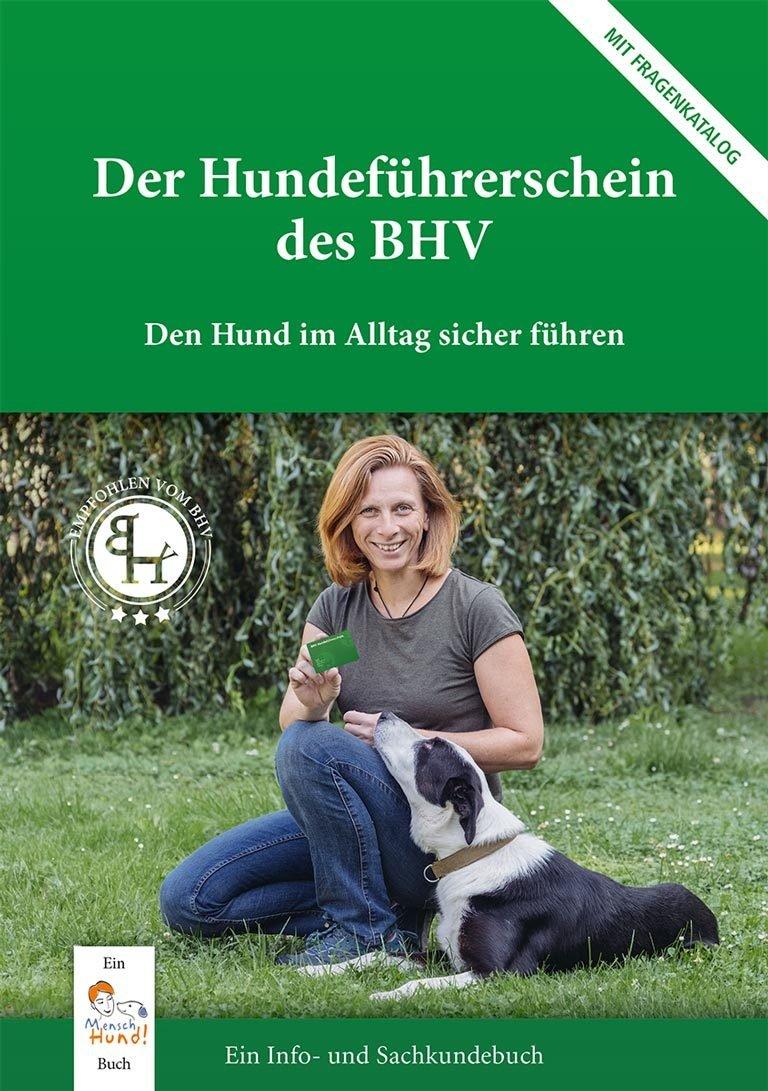 Buch - Der Hundeführerschein des BHV